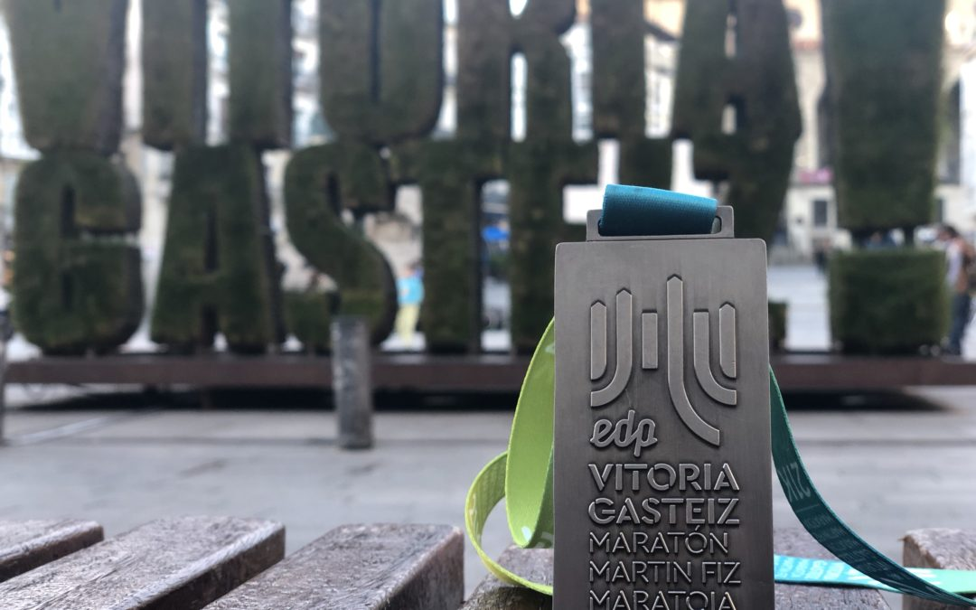 MEDIA MARATÓN DE VITORIA